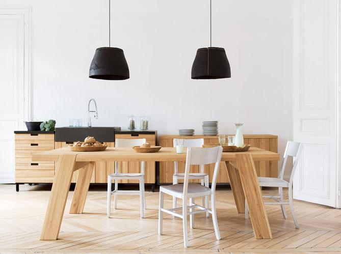 la d coration nordique ou style scandinave meubles baticle. Black Bedroom Furniture Sets. Home Design Ideas